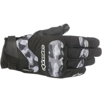 Alpinestars C-30 Drystar Gloves - Black Camo