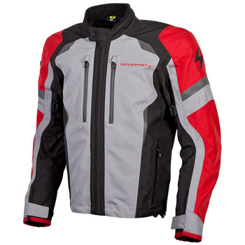 Scorpion Optima Jacket - Red