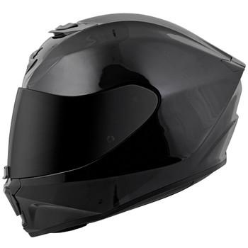 Scorpion EXO-R420 Solid Helmet - Gloss Black