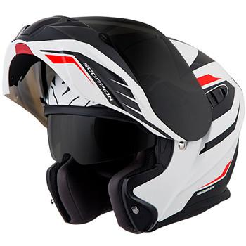 Scorpion EXO-GT920 Shuttle Modular Helmet - White/Black