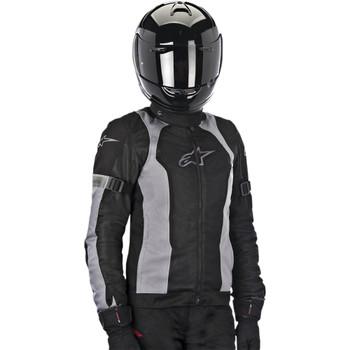 Alpinestars Women's Stella Amok Air Drystar Jacket - Black/Gray
