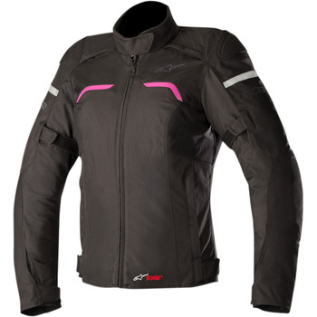 Alpinestars Women's Stella Hyper Drystar Jacket - Black/Fuchsia