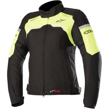 Alpinestars Women's Stella Hyper Drystar Jacket - Black/Yellow