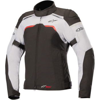Alpinestars Women's Stella Hyper Drystar Jacket - Black/Mid Gray