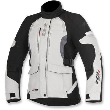 Alpinestars Women's Stella Andes Drystar V2 Jacket - Gray