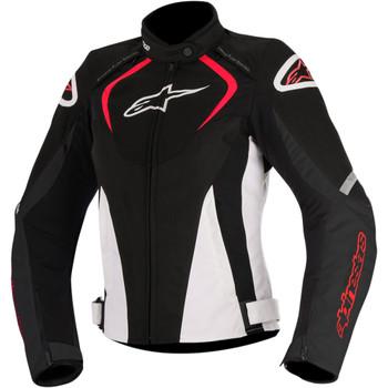 Alpinestars Women's T-Jaws WP Jacket - Black/Red/White