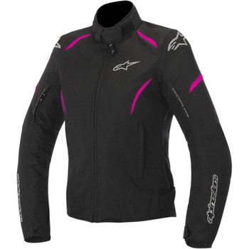 Alpinestars Women's Stella Gunner Waterproof Jacket - Black/Pink