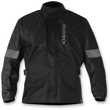 Alpinestars Hurricane Rain Jacket - Black