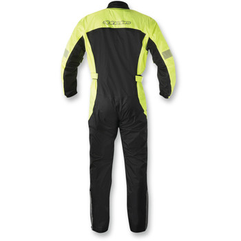Alpinestars Hurricane Rain Suit - Black/Yellow