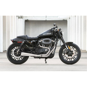 Bassani Road Rage 3 Stainless Exhaust for 2004-2017 Harley Sportster