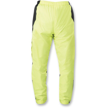Alpinestars Hurricane Rain Pants - Fluorescent Yellow/Black