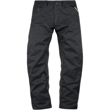 Icon Raiden UX Waterproof Pants - Black
