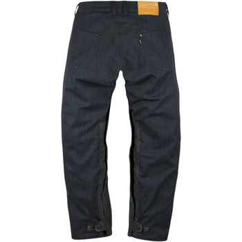 Icon Raiden UX Waterproof Pants - Denim