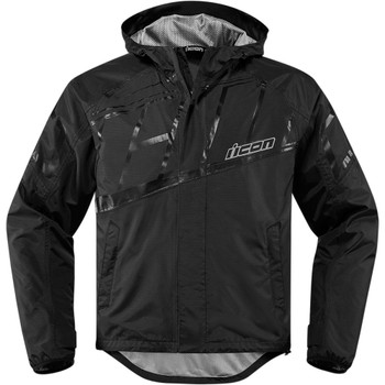 Icon PDX 2 Waterproof Jacket - Black