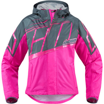 Icon Women's PDX 2 Waterproof Jacket - Pink