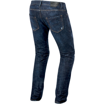 Alpinestars Copper Denim Motorcycle Riding Jeans - Dark Rinse