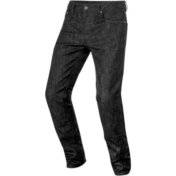 Alpinestars Copper Denim Motorcycle Riding Jeans - Black