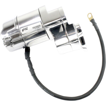 Spyke Supertorque Starter for 1965-1979 Harley - Chrome