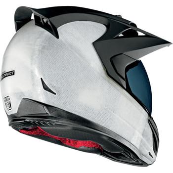 Icon Variant Raw Finish Construct Helmet