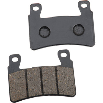 Drag Specialties Brake Pads - Repl. OEM 41300102 - Semi-Metallic