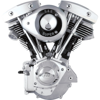 S&S SH93 Completed Shovelhead Engine for 1970-1984 Harley Big Twin