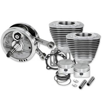 Harley Engine Performance Kits - Get Lowered Cycles