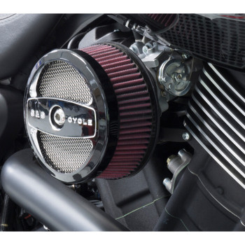 S&S Stealth Air Cleaner Kit for 2017-2018 Harley Street Rod
