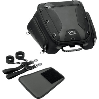 Saddlemen Rear Seat/Pillion Sport Tunnel Bag