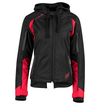 Speed and Strength Spellbound Women's Jacket - Red/Black