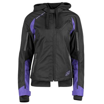 Speed and Strength Spellbound Women's Jacket - Purple/Black
