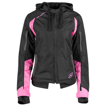 Speed and Strength Spellbound Women's Jacket - Pink/Black