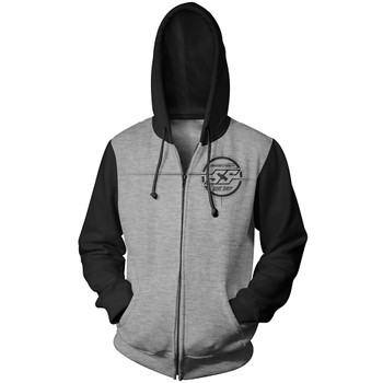 Speed and Strength Sure Shot Hoody - Gray/Black