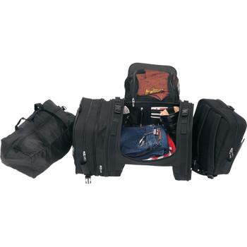 Saddlemen TS3200S Deluxe Cruiser Tail Bag