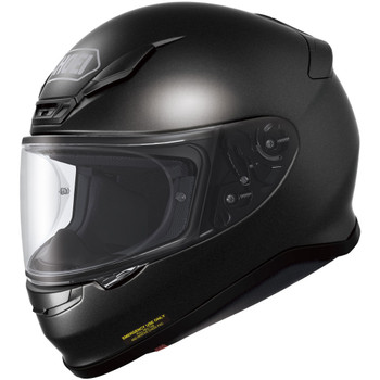 Shoei RF-1200 Helmet - Metallic Black