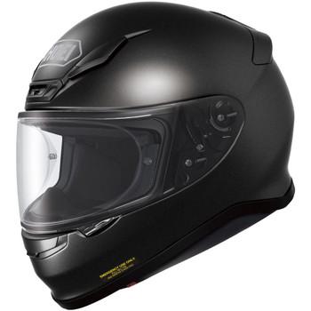 Shoei RF-1200 Helmet - Metallic Black