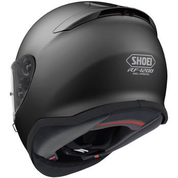 Shoei RF-1200 Helmet - Matte Black