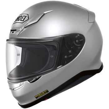 Shoei RF-1200 Helmet - Light Silver