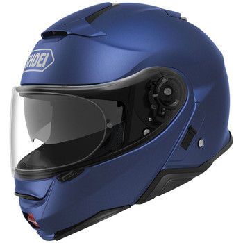 Shoei Neotec 2 Modular Helmet - Matte Blue Metallic