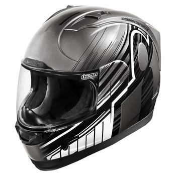 Icon Alliance Overlord Helmet - Black