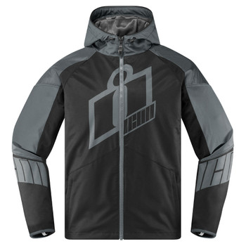 Icon Merc Crusader Jacket - Grey
