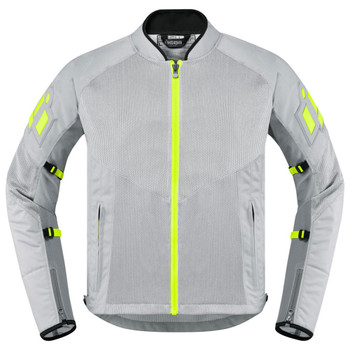 Icon Mesh AF Jacket - Grey