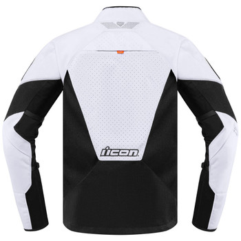 Icon Mesh AF Jacket - White