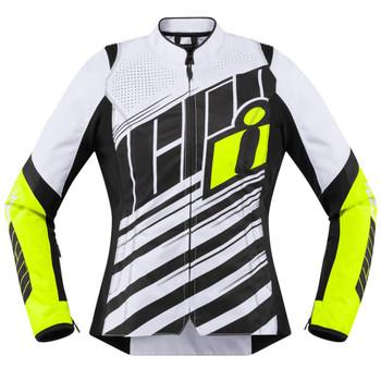 Icon Overlord SB2 Women's Jacket - Hi Viz