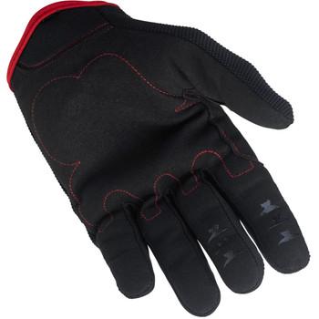 Biltwell Moto Gloves - Black/Red
