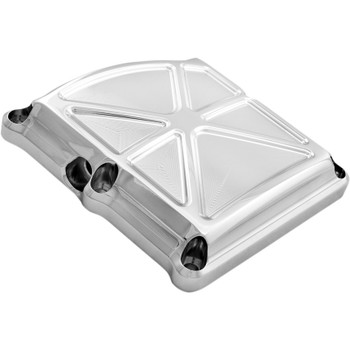 Performance Machine Formula Transmission Top Cover for 2017-2018 Harley Touring - Chrome