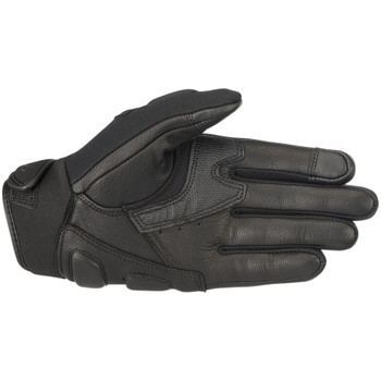 Alpinestars Faster Gloves - Black/Black