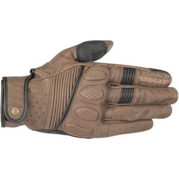 Alpinestars Crazy 8 Gloves - Brown