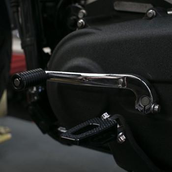 Thrashin Supply P-54 Slims Foot Pegs for Harley - Black