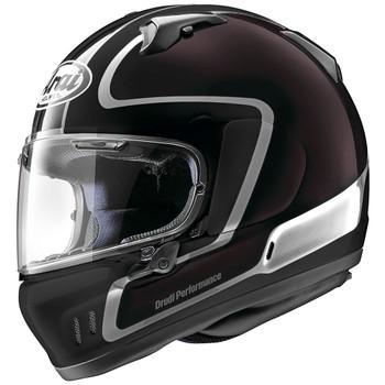 Arai Defiant-X Outline Helmet - Black