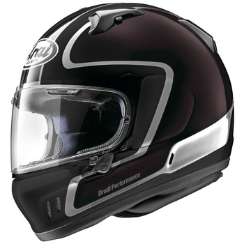 Arai Defiant-X Outline Helmet - Black